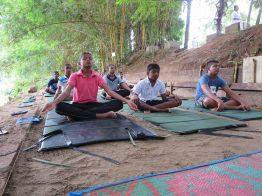 Inaugural Sati Pasela Mindfulness Camp @ Bomiriya, Kaduwela (32)