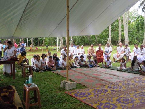 Inaugural Sati Pasela Mindfulness Camp @ Bomiriya, Kaduwela (76)