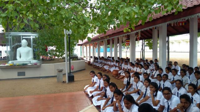 Sati Palasa Mindfulness Program for Vishaka Vidylaya Advance Level Science Students (1)