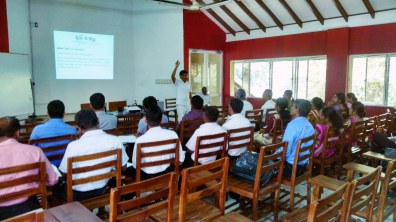 Sati Pasala - Mindfulness Program at Education Development Center, Meepe
