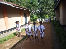 Sati Pasala Program at WPGM Radavana Sri Jinananda Primary School, Kirindiwela