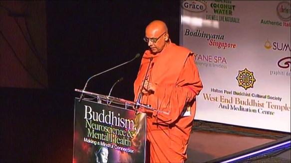 Sati Pasala video presentation at 10th Global Conference on Buddhism