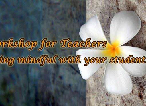Workshop for Teachers