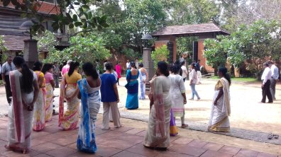 Mindfulness at Light of Asia Foundation