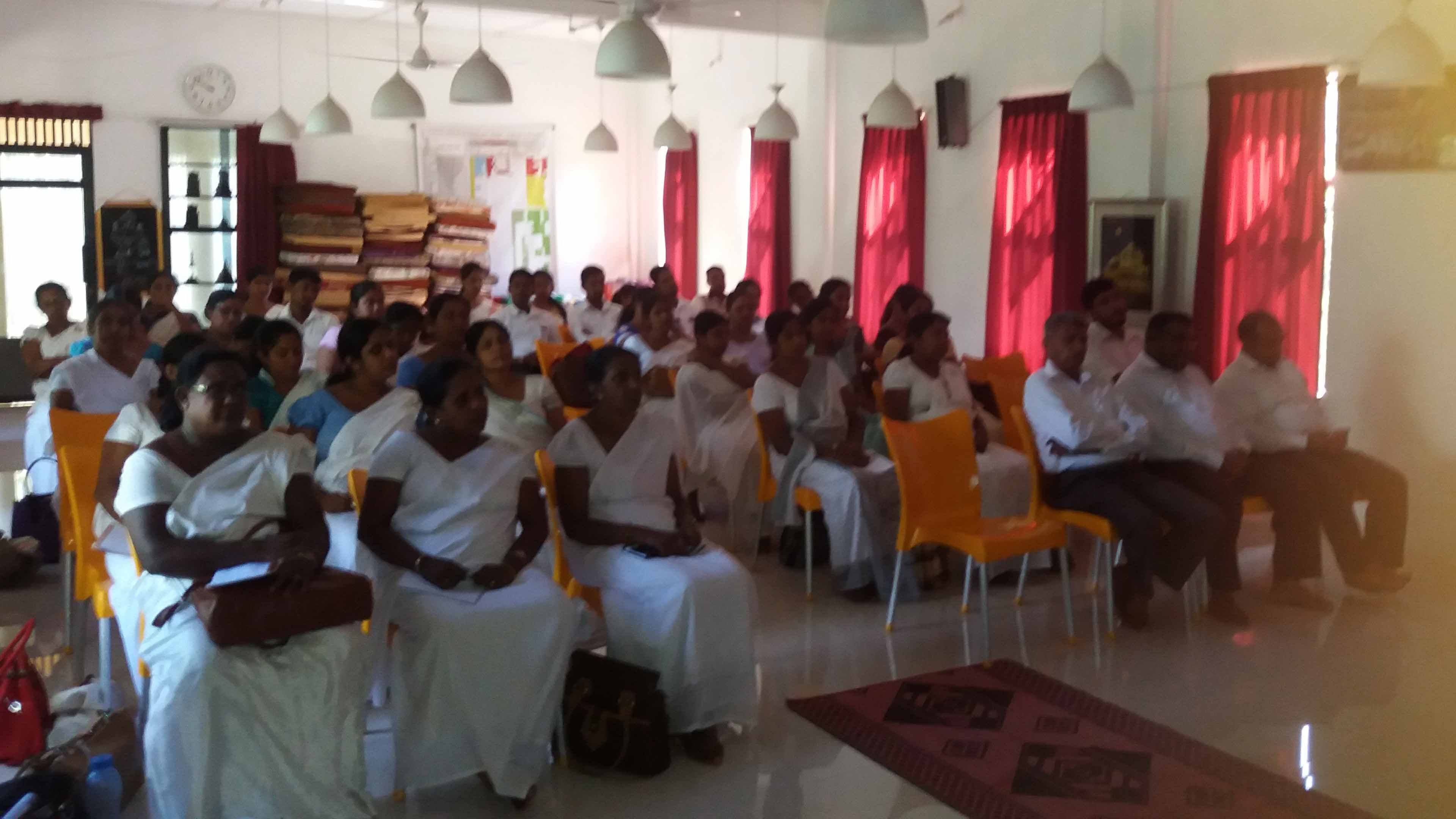 National Schools Teachers Program at Bandarawela