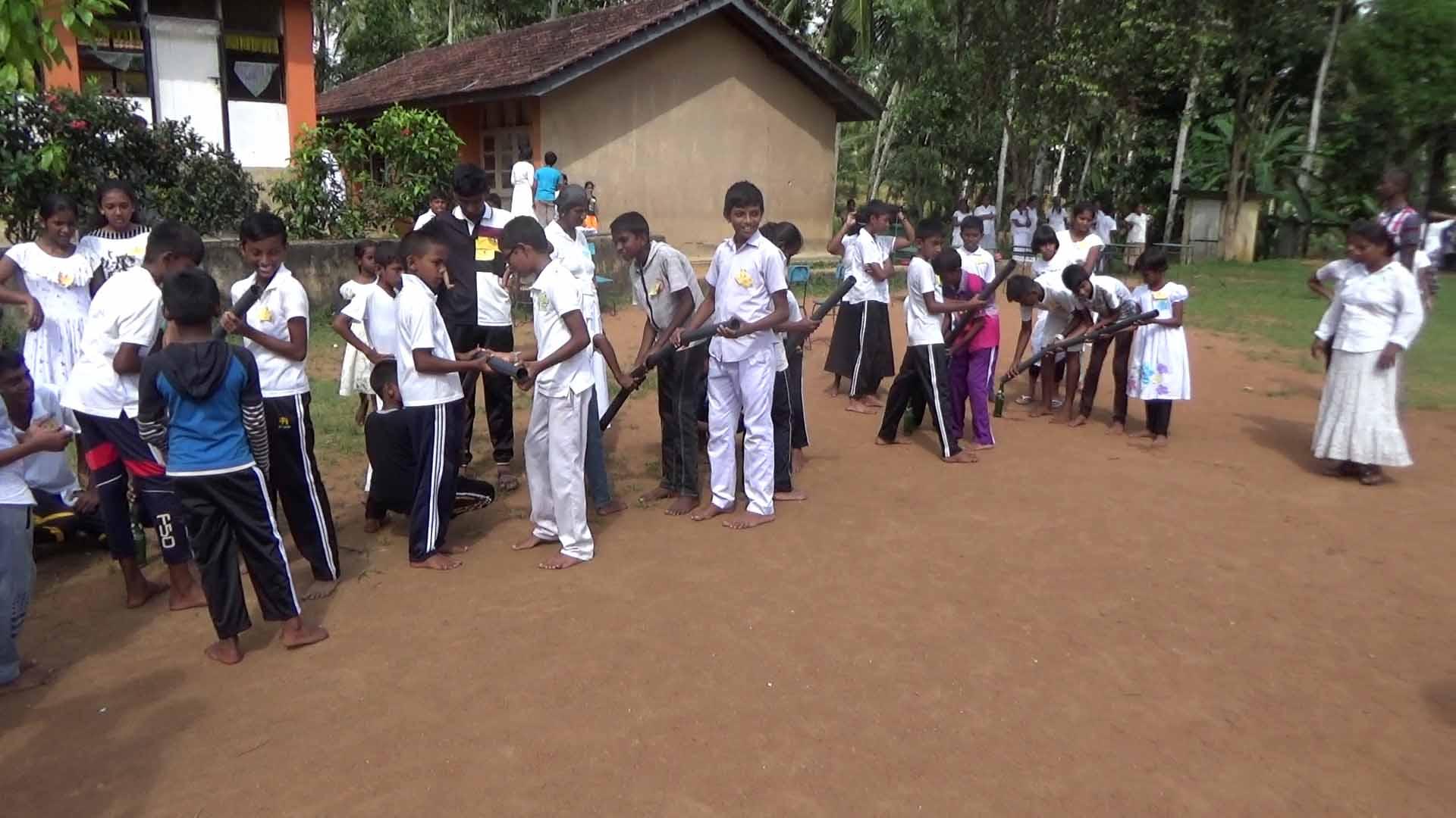 Sati Pasala Mindfulness Camp at Meethirigala Kanishta Vidyalaya-mindful games (19)