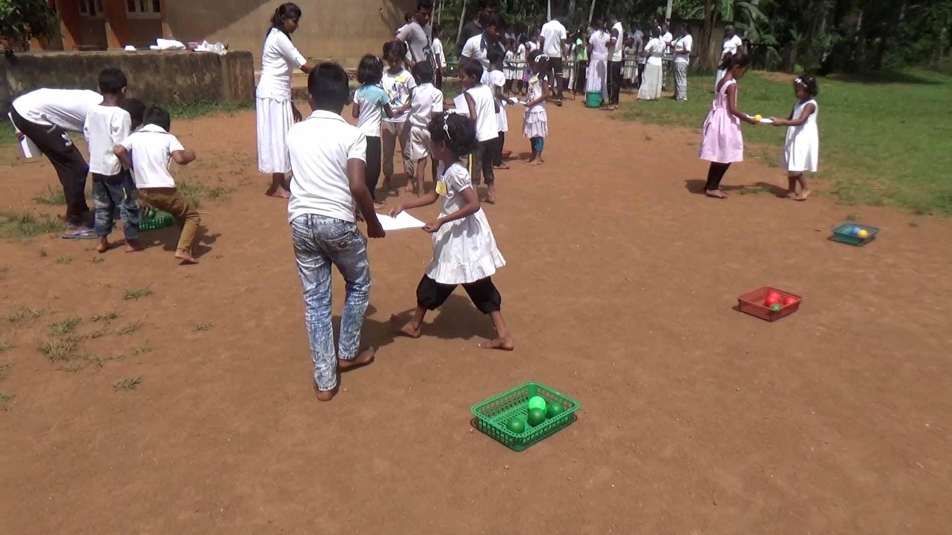 Sati Pasala Mindfulness Camp at Meethirigala Kanishta Vidyalaya-mindful games (26)