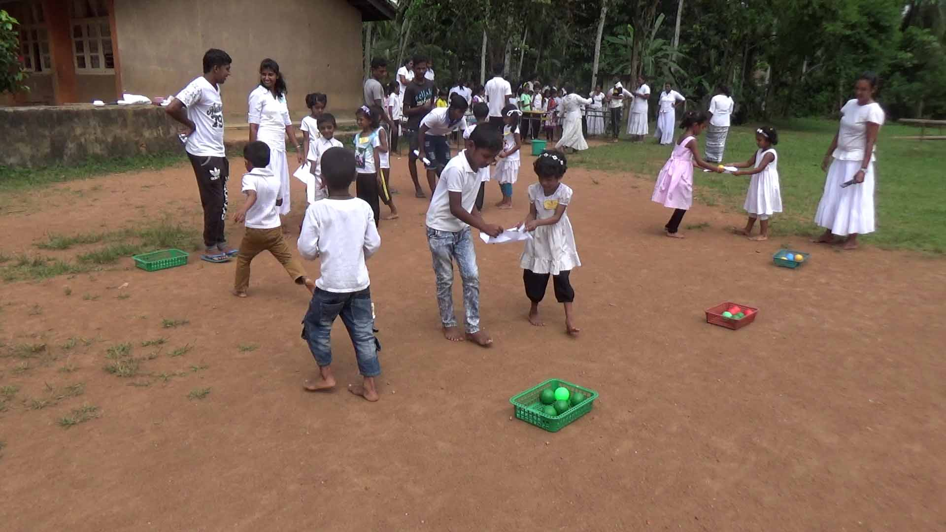 Sati Pasala Mindfulness Camp at Meethirigala Kanishta Vidyalaya-mindful games (27)