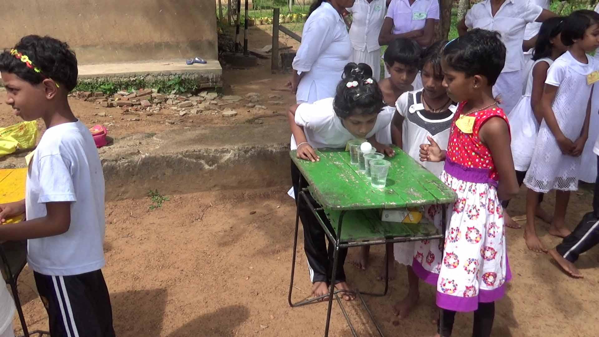 Sati Pasala Mindfulness Camp at Meethirigala Kanishta Vidyalaya-mindful games (5)
