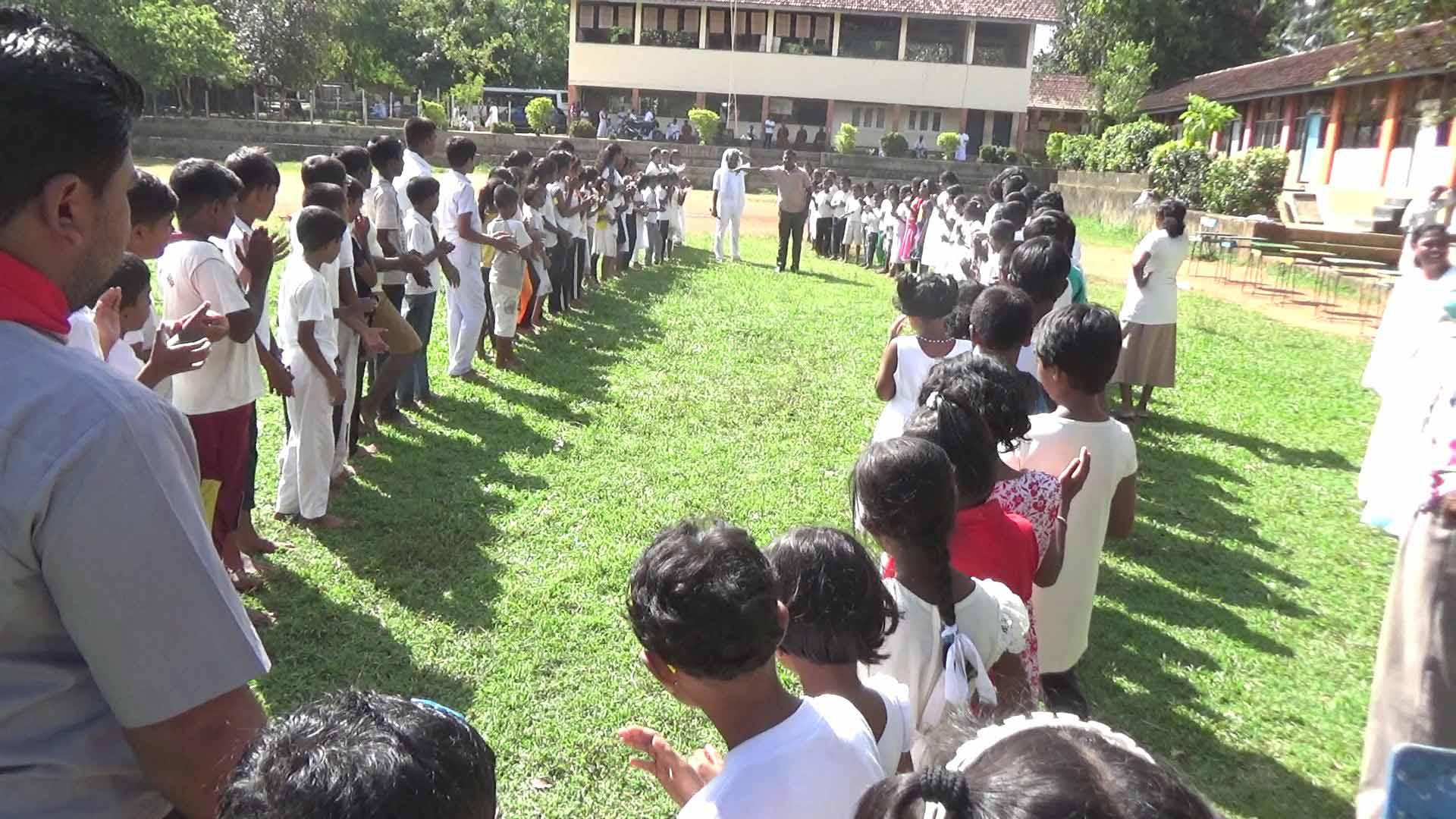 Sati Pasala Mindfulness Camp at Meethirigala Kanishta Vidyalaya-scouting activities (5)