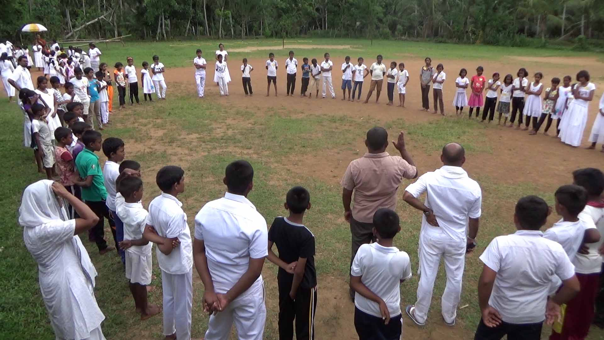Sati Pasala Mindfulness Camp at Meethirigala Kanishta Vidyalaya-scouting activities (8)