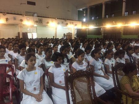 Devi Balika students introduced to Sati Pasala (1)