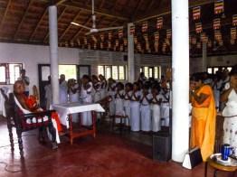 Sati Pasala Program at Sri Piyadassi Dhamma School, Kelimune, Mahakeliya (Kurunegala) (11)
