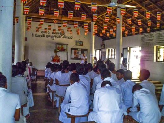 Sati Pasala Program at Sri Piyadassi Dhamma School, Kelimune, Mahakeliya (Kurunegala) (12)