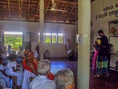 Sati Pasala Program at Sri Piyadassi Dhamma School, Kelimune, Mahakeliya (Kurunegala) (14)