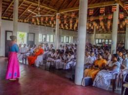 Sati Pasala Program at Sri Piyadassi Dhamma School, Kelimune, Mahakeliya (Kurunegala) (17)