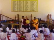 Sati Pasala Program at Sri Piyadassi Dhamma School, Kelimune, Mahakeliya (Kurunegala) (20)