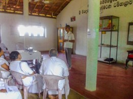 Sati Pasala Program at Sri Piyadassi Dhamma School, Kelimune, Mahakeliya (Kurunegala) (21)