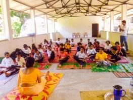 Sati Pasala Program at Sri Piyadassi Dhamma School, Kelimune, Mahakeliya (Kurunegala) (26)