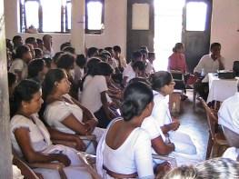 Sati Pasala Program at Sri Piyadassi Dhamma School, Kelimune, Mahakeliya (Kurunegala) (6)