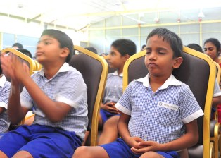 Sati Pasala visits Vidura College Primary on the 22nd & 28th September 2017 (10)