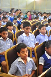 Sati Pasala visits Vidura College Primary on the 22nd & 28th September 2017 (12)