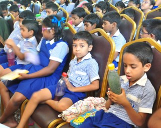 Sati Pasala visits Vidura College Primary on the 22nd & 28th September 2017 (6)