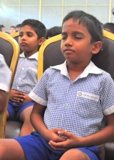 Sati Pasala visits Vidura College Primary on the 22nd & 28th September 2017 (9)