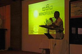 Sathi Pasala Program at New Hopewell Auditorium, Balangoda