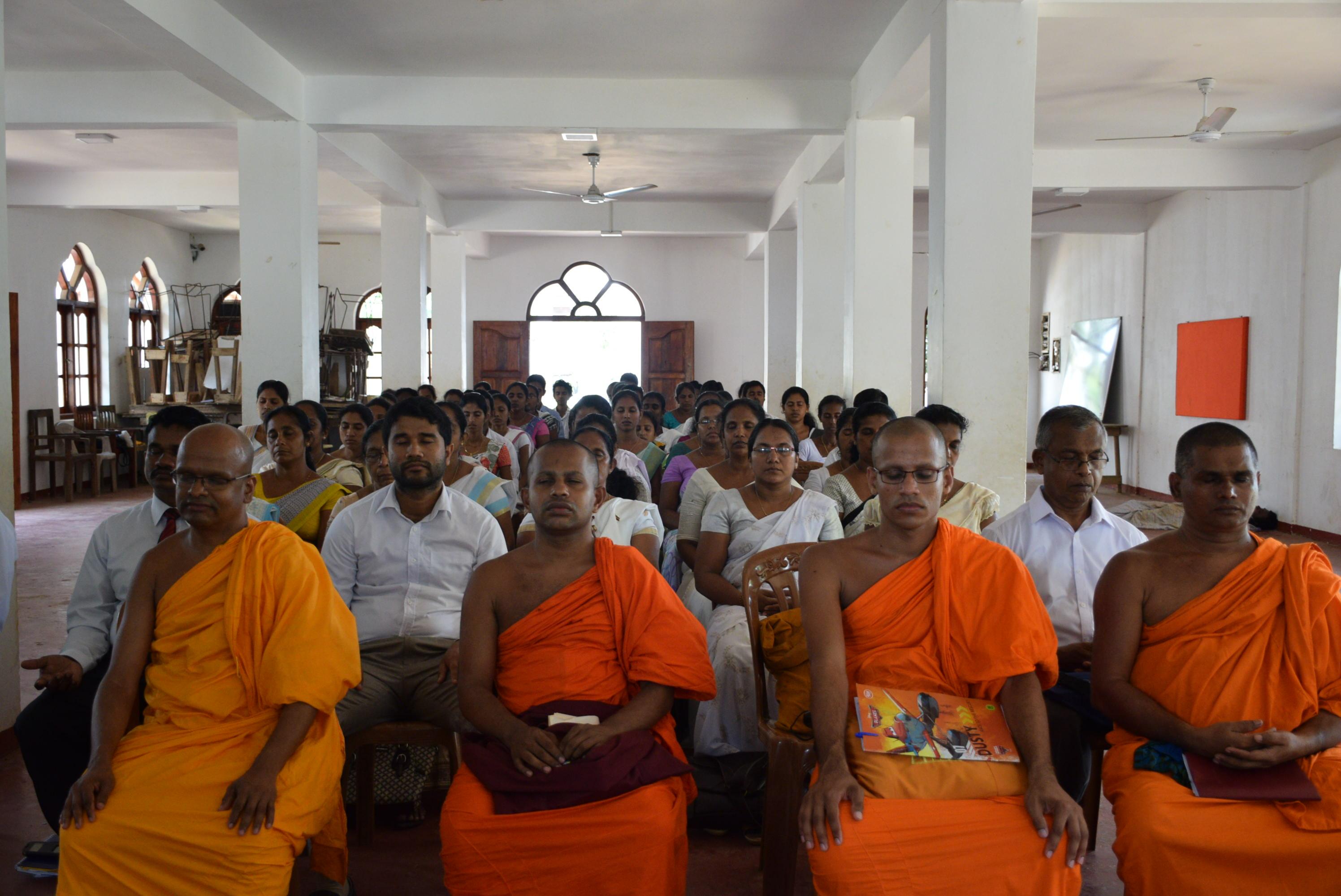 Sati Pasala Mindfulness Programe for Principals and Teachers of Southern Province (10)