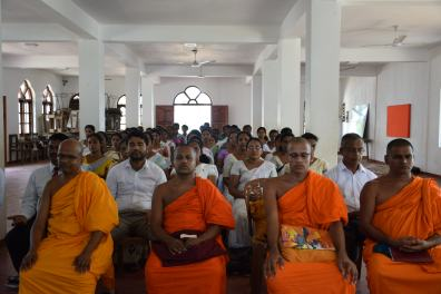 Sati Pasala Mindfulness Programe for Principals and Teachers of Southern Province (10)