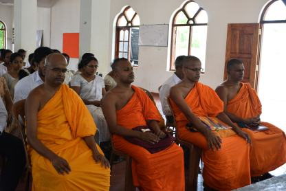 Sati Pasala Mindfulness Programe for Principals and Teachers of Southern Province (17)