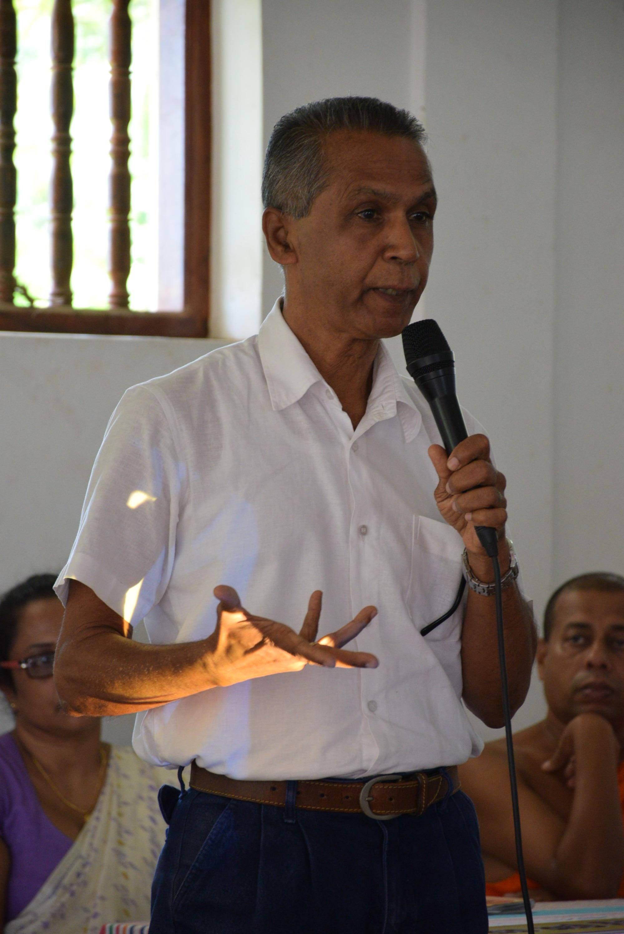 Sati Pasala Mindfulness Programe for Principals and Teachers of Southern Province (2)