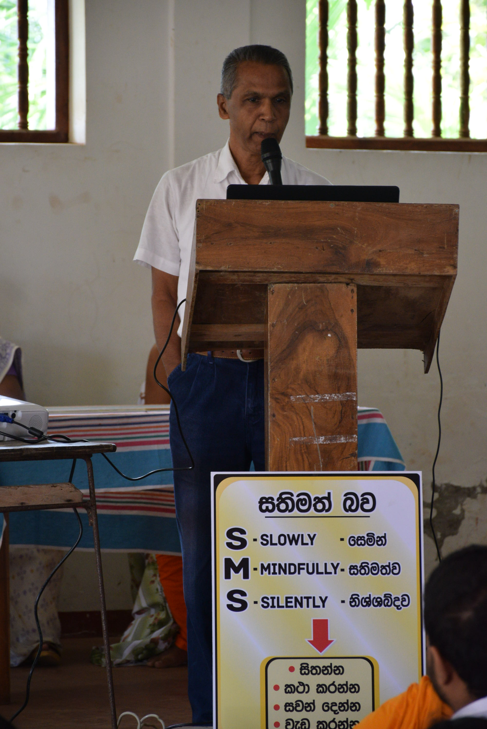 Sati Pasala Mindfulness Programe for Principals and Teachers of Southern Province (3)