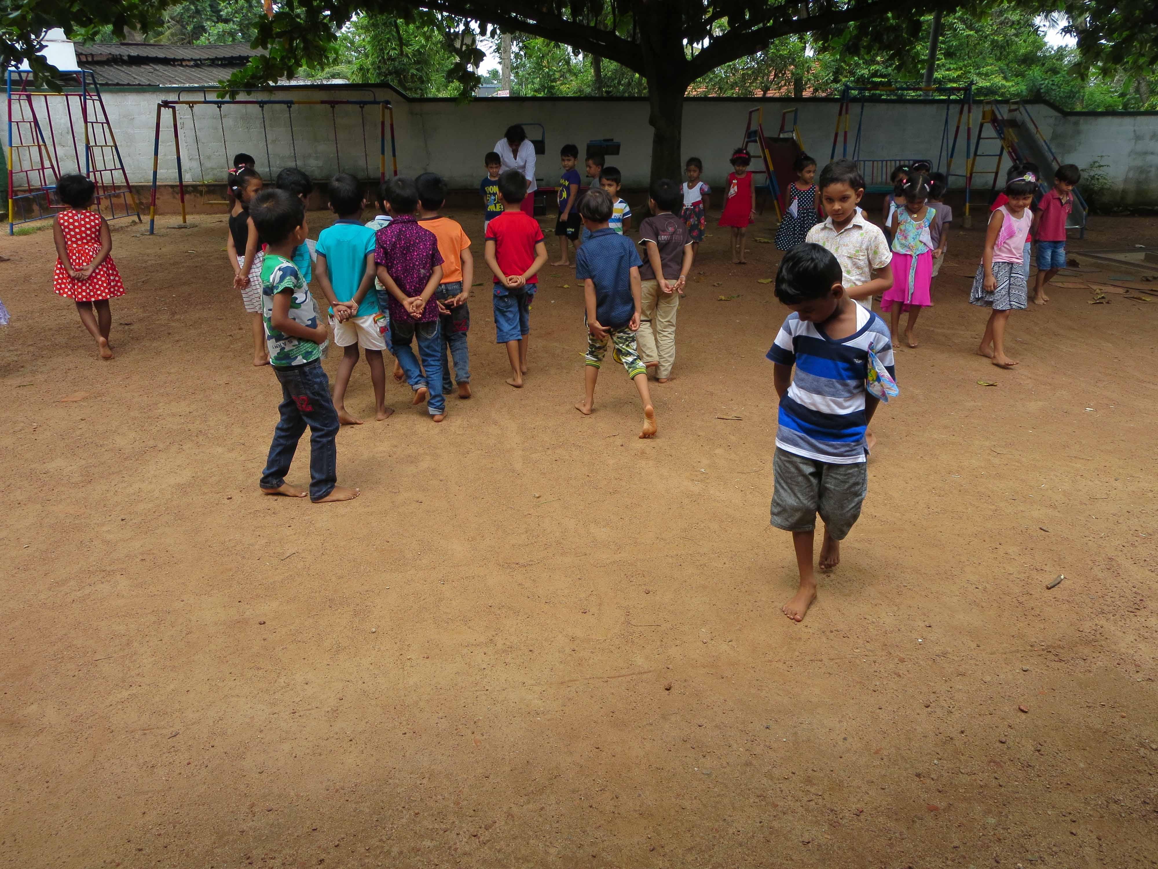 Sati Pasala Mindfulness Training Program for Visaka Pre-School Kadawatha (35)