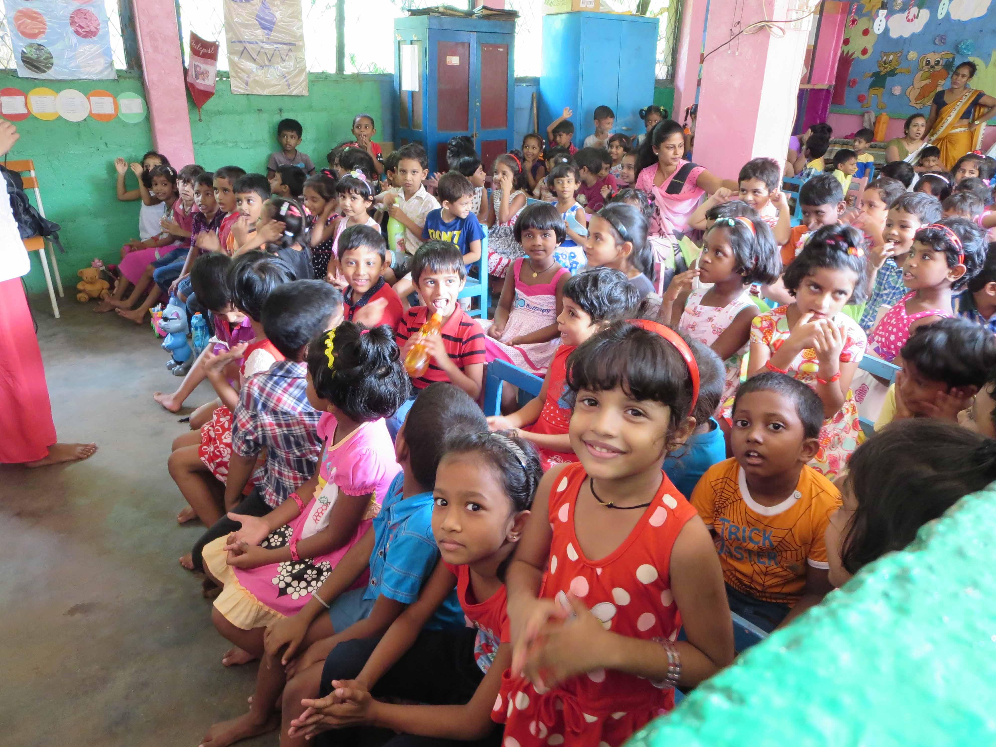 Sati Pasala Mindfulness Training Program for Visaka Pre-School Kadawatha (39)