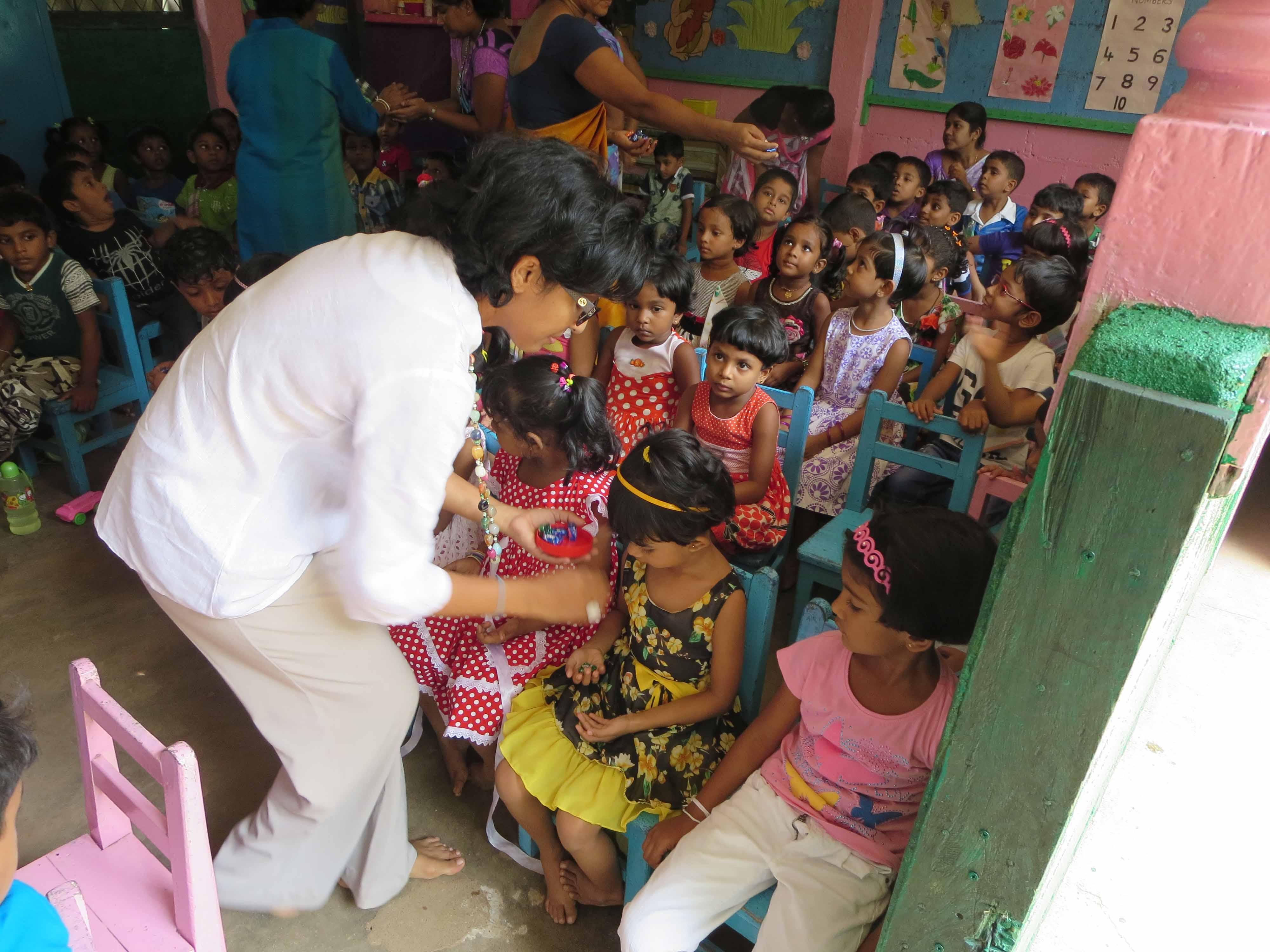 Sati Pasala Mindfulness Training Program for Visaka Pre-School Kadawatha (41)