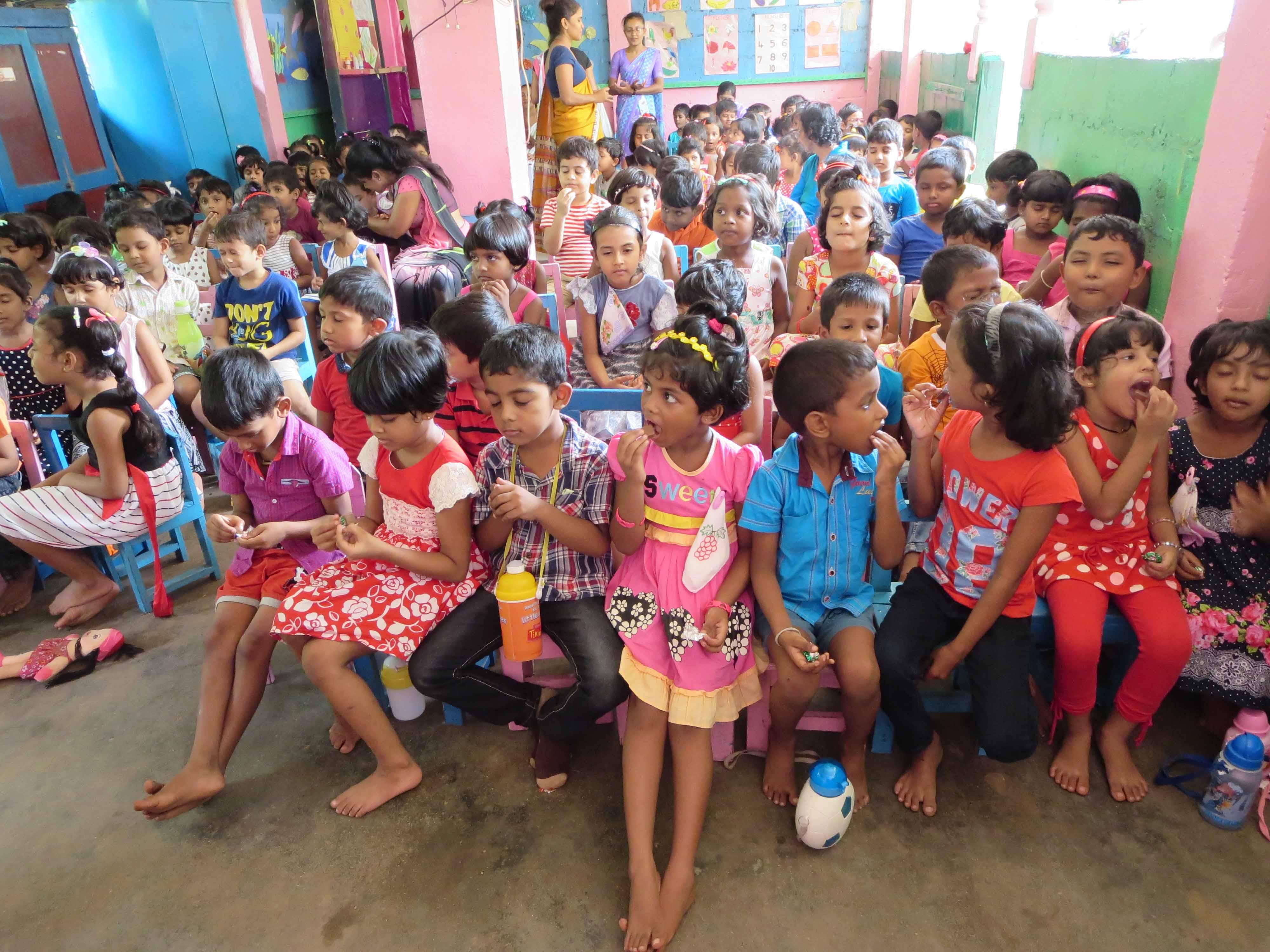 Sati Pasala Mindfulness Training Program for Visaka Pre-School Kadawatha (48)