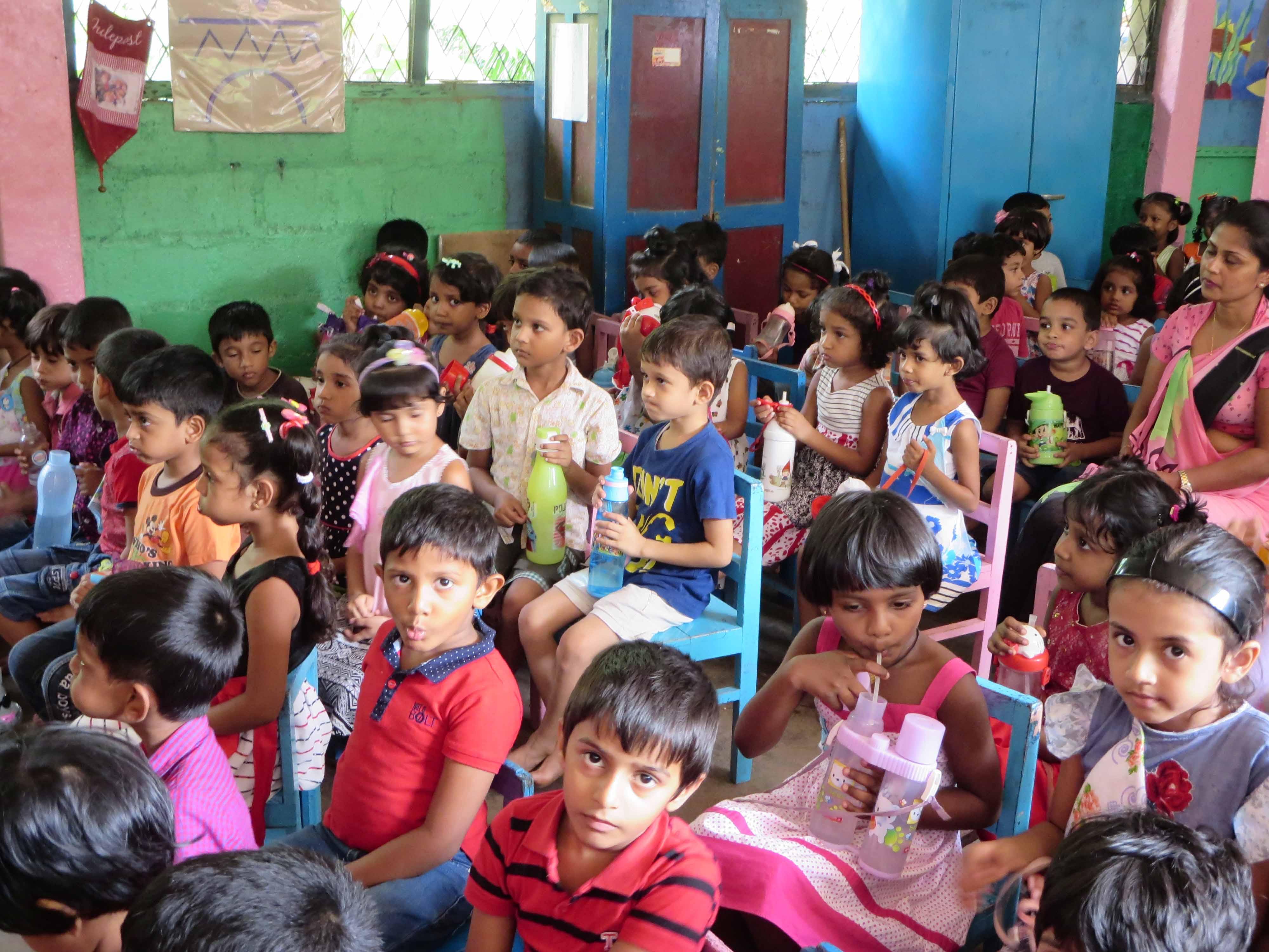 Sati Pasala Mindfulness Training Program for Visaka Pre-School Kadawatha (54)