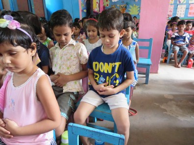 Sati Pasala Mindfulness Training Program for Visaka Pre-School Kadawatha (6)