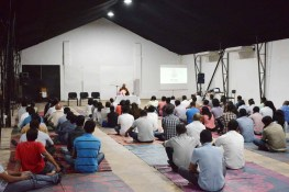 Sati Pasala Mindfulness at Derana, Triad Agencies (5)