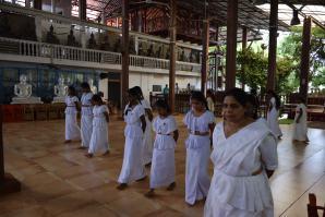 Sati Pasala Mindfulness program at Gangaramaya Temple (14)