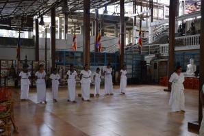 Sati Pasala Mindfulness program at Gangaramaya Temple (18)