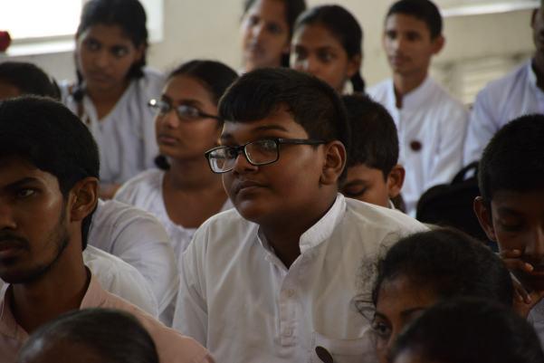 Sati Pasala Mindfulness program at Gangaramaya Temple (9)