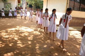 Introduction of Sati Pasala to a few schools in Balangoda (10)