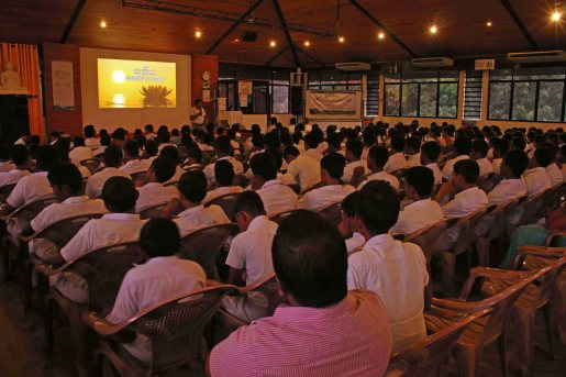 Introduction of Sati Pasala to a few schools in Balangoda (13)