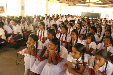 Introduction of Sati Pasala to a few schools in Balangoda (9)