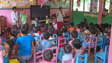 Mindfulness for Pre-School Teachers (1)