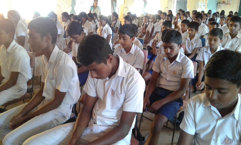 Sati Pasala Introduction Programme at Gadaladeniya M V Gadaladeniya, Pilimatalawa (3)