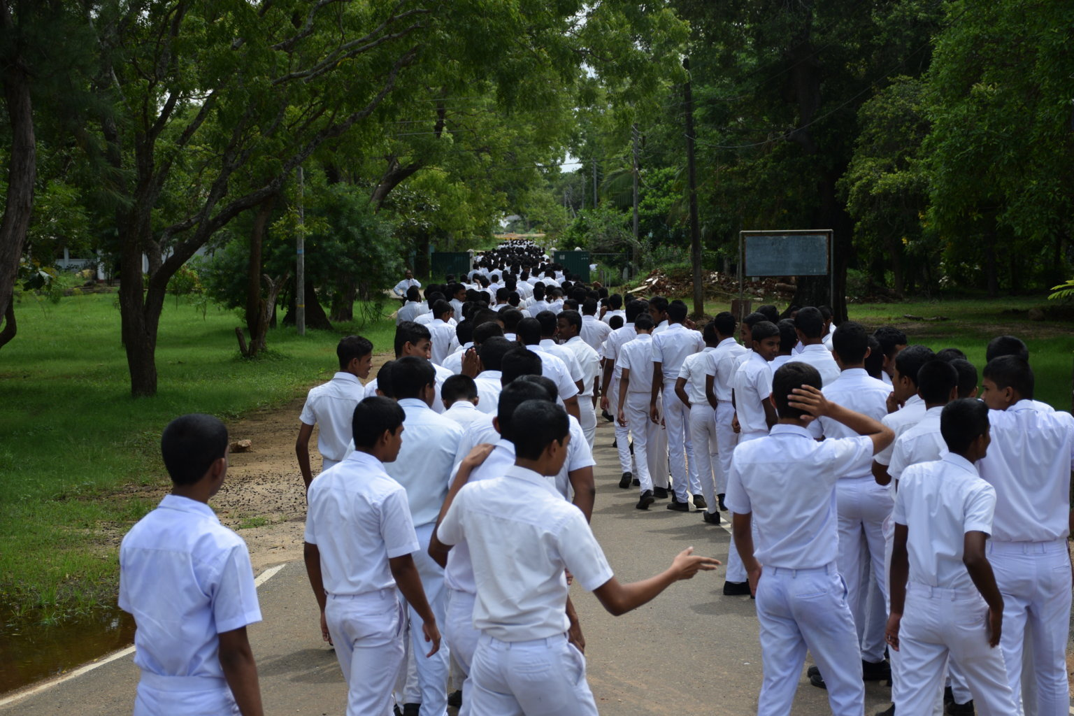 Sati Pasala at Polonnaruwa on November 1st (41)